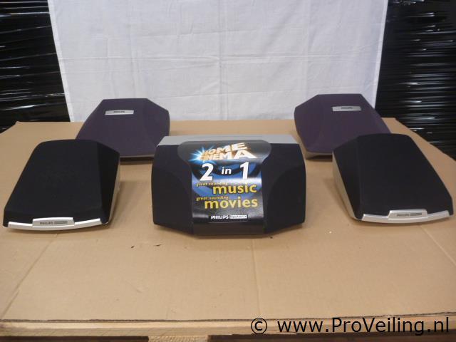 Veiling van diverse audio & apparatuur te Biddinghuizen