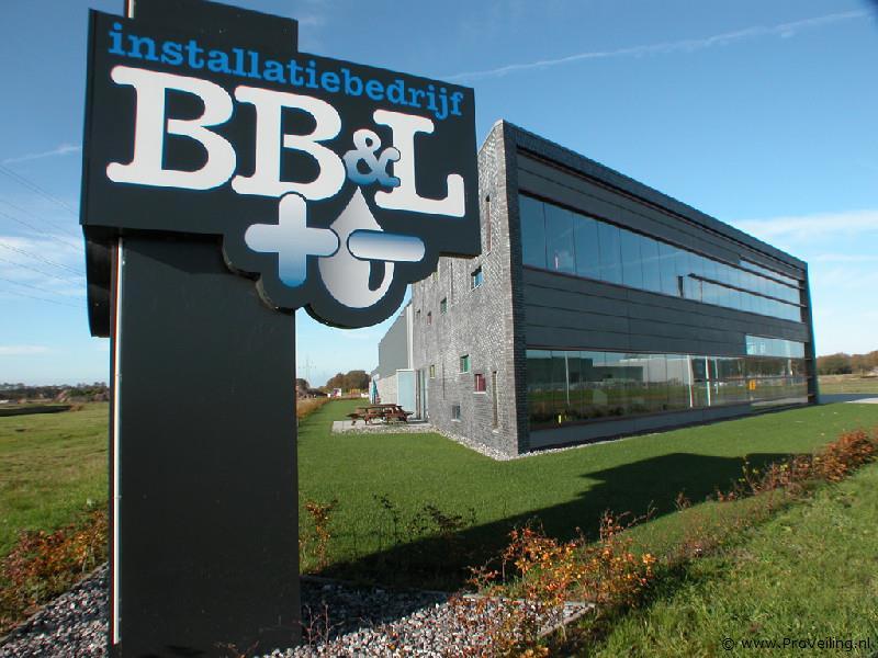 Faillissementsveiling voorraad en inventaris Installatiebedrijf B.B. & L. Beheer B.V. te Hardenberg - deel I
