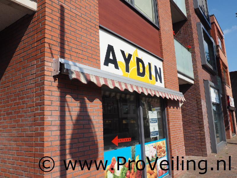 Faillissementsveiling voorraad en inventaris Aydin levensmiddelen te Almelo