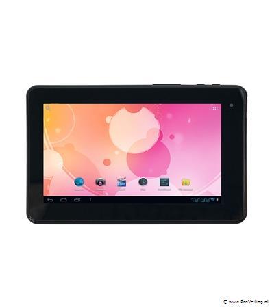 Overstock veiling van diverse Android tablets & laptops (opgeslagen te Driel)