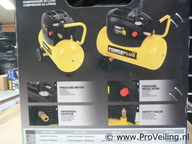 Veiling van diverse (elektrische) gereedschappen te Biddinghuizen