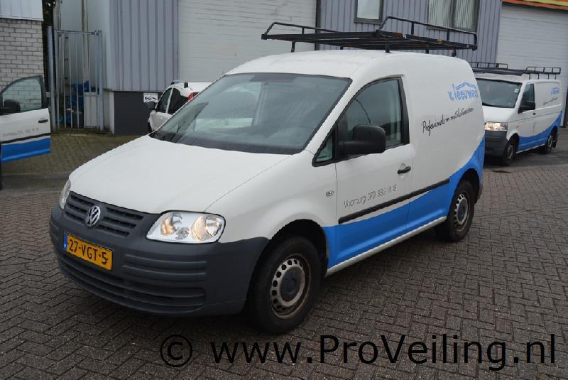 Faillissementsveiling voorraad en inventaris Installatietechniek Van Leeuwen B.V. te Voorburg