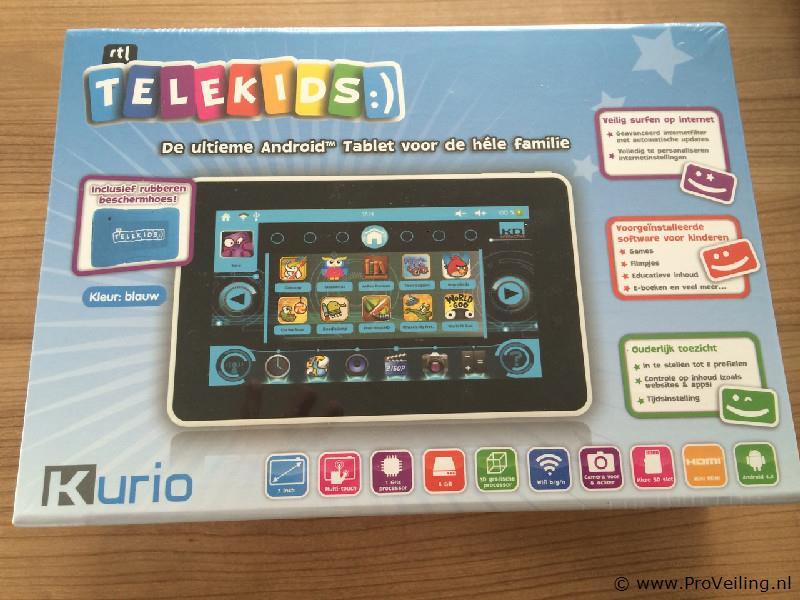 Overstock veiling  van diverse laptops & Android tablets (opgeslagen te Driel)