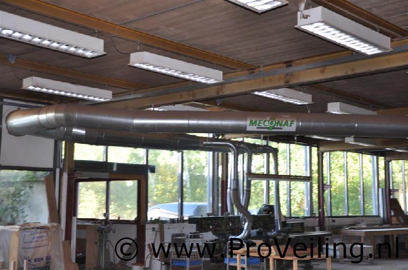Faillissementsveiling voorraad en inventaris Timmerfabriek Nostiel te Leeuwarden