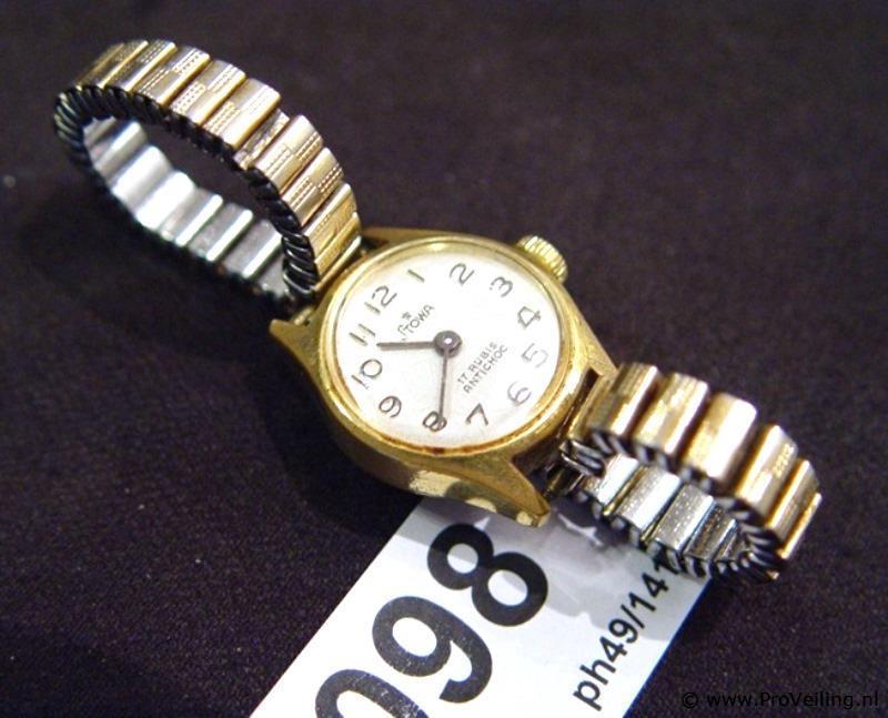 Veiling van nieuwe en uit nalatenschappen afkomstige horloges (Lunteren)