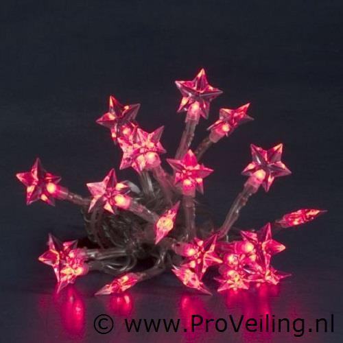 Veiling van diverse soorten (LED) kerstverlichting te Grootegast
