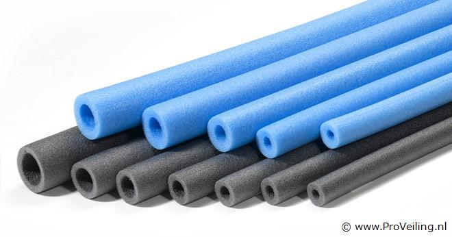 Veiling van diverse soorten PVC, Polyester & Isolatiematerialen te Lutten