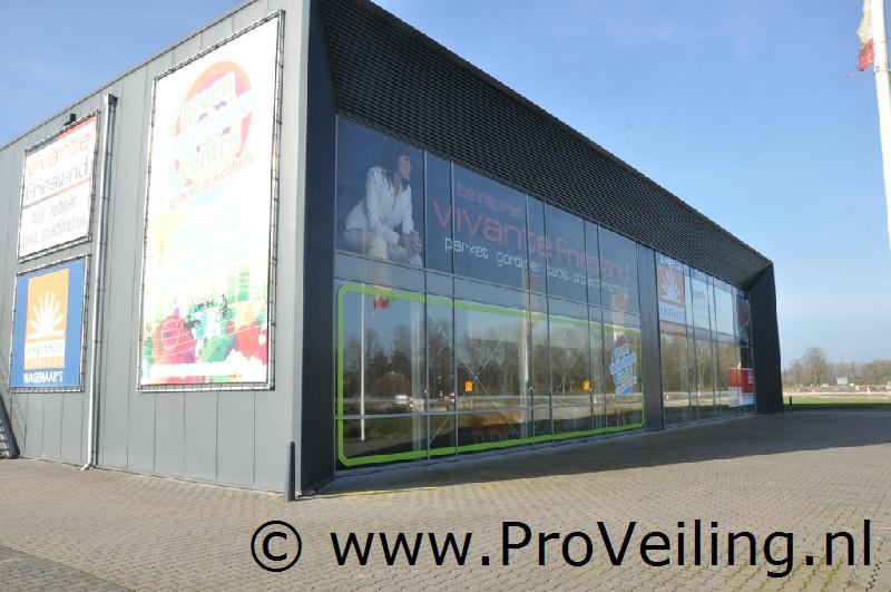 Faillissementsveiling (winkel) inventaris Vivante Friesland B.V. te Leeuwarden