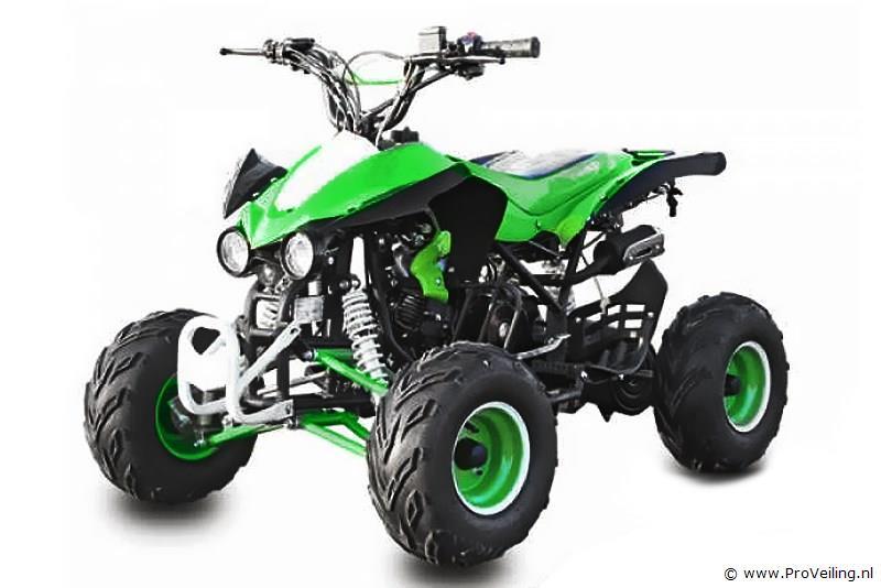 Veiling van diverse Dirtbikes, Quads & (elektrische/lucht/hand) gereedschappen etc. (Gratis verzending)