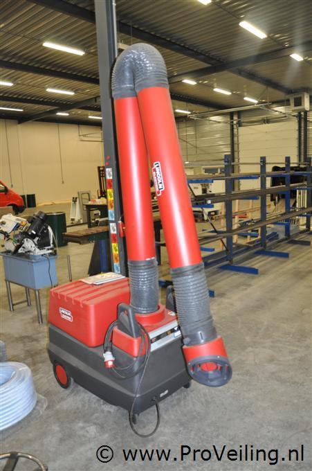 """Faillissementsveiling voorraad en inventaris """"Svs Project & Technical Support B.V."""" te Schoonebeek"""