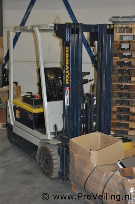 Faillissementsveiling voorraad en inventaris Trade Service Holland B.V. te Bladel