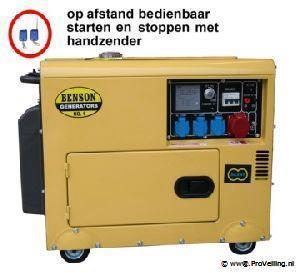 Veiling van diverse goederen o.a. elektrisch/luchtgereedschap; generatoren; werkplaatsbenodigdheden etc. (Gratis verzending)