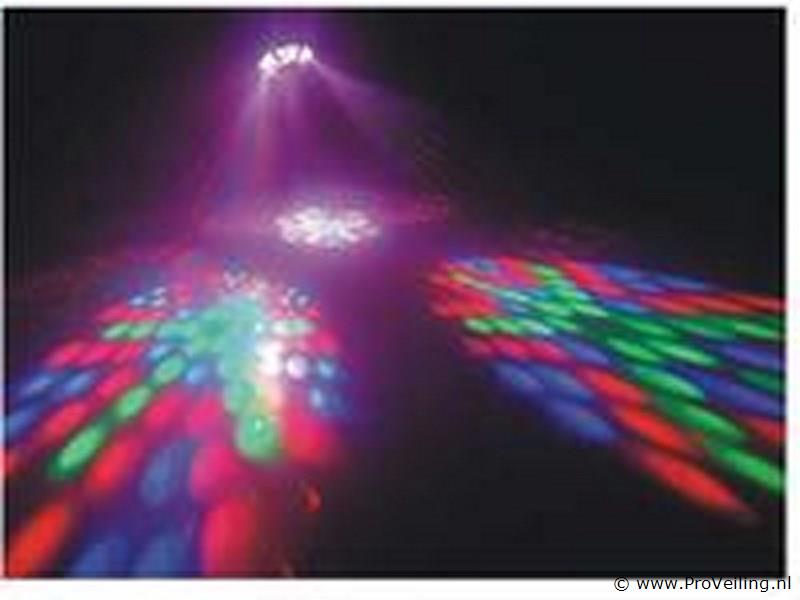 Veiling van diverse Audioapparatuur, Led & laserverlichting te Limburg Noord
