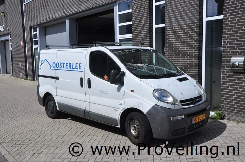 """Faillissementsveiling voorraad en inventaris """"Oosterlee Onderhoud B.V."""" te Katwijk"""