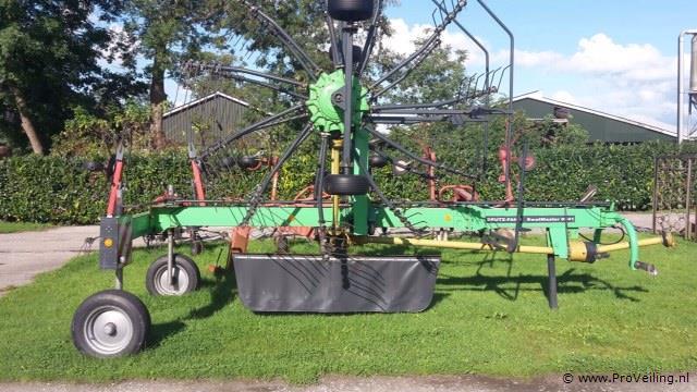 Veiling van diverse agrarische machines & voertuigen te Eastermar