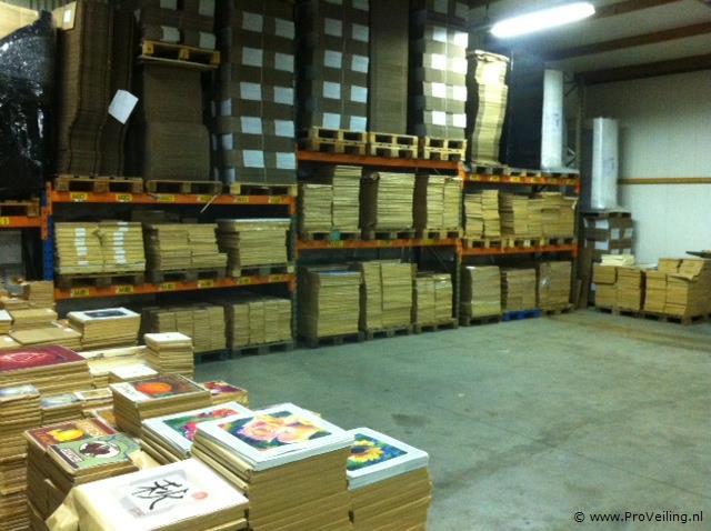 1-Euroveiling van diverse goederen te Gramsbergen