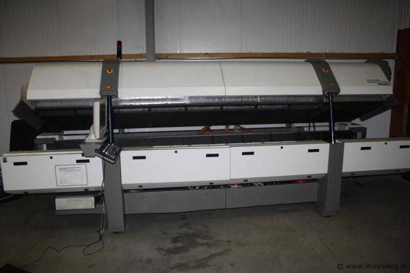 Veiling van een Reflowoven en pick and place machine t.b.v. printassemblage te Gramsbergen
