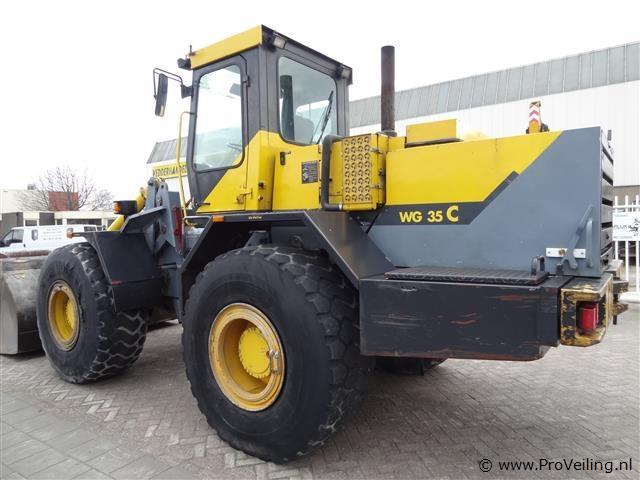 Veiling van diverse agrarische machines en voertuigen te Hoogezand