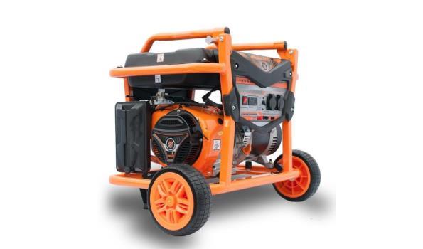 Generator 220 volt/6,5 KW