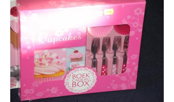 Boekcadeau Wellness en Cupcakes