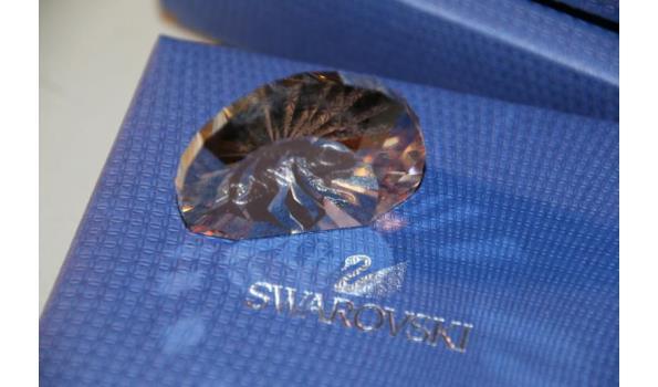 Swarovski afbeelding kristal incl. verpakking