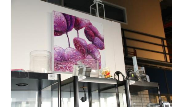 Diversen o.a. afbeelding bloemen