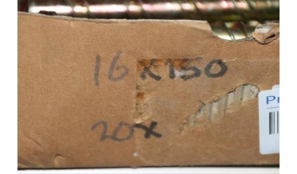 Partij Toproc - baby - 4.5/8x65  - schroefankers - ca. 12 doosjes