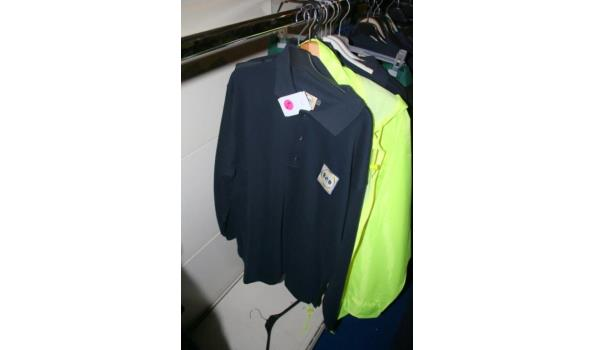 Diverse sportkleding/werkkleding- ca. 14 stuks
