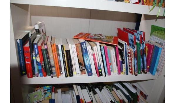 Diverse boeken o.a. Steven Sterk, Jaarboek geld 2008 - ca. 45 stuks