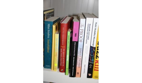 Diverse boeken o.a. CCNP route 642-900, IBM Concordexal - ca. 40 stuks