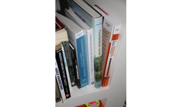 Diverse boeken o.a. Lida Dykstra; George Michael Symphonica - ca. 45 stuks