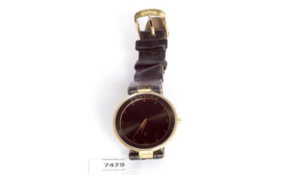 Certina horloge Swiss made met lederen polsband