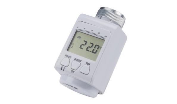 Programmeerbare Radiator thermostaat, 8x