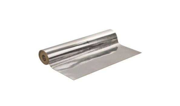 Ondervloer voor laminaat & parket Aluminium, 4x