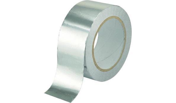 Vochtwerende Aluminium tape, 5x