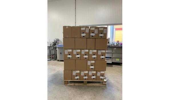 Volle Pallet Desinfectant - aantal 480 flessen á 1ltr (geen veilingskosten!)