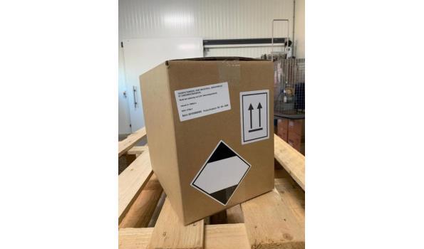 2 dozen Desinfectie handlotion 16 flessen á 1 ltr  (132 euro)