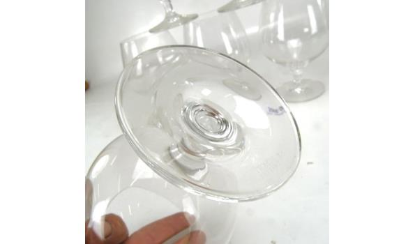 8 cognac glazen