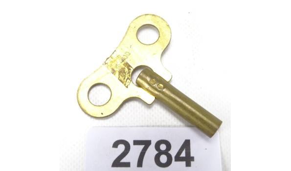 Bronzen klokkesleutel
