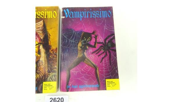 2 vintage erotische strips