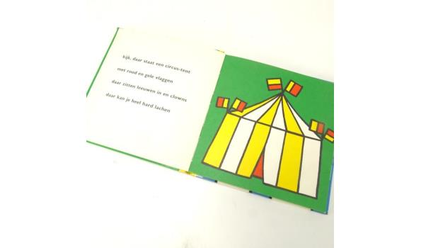 Boek. Dick Bruna. Circus