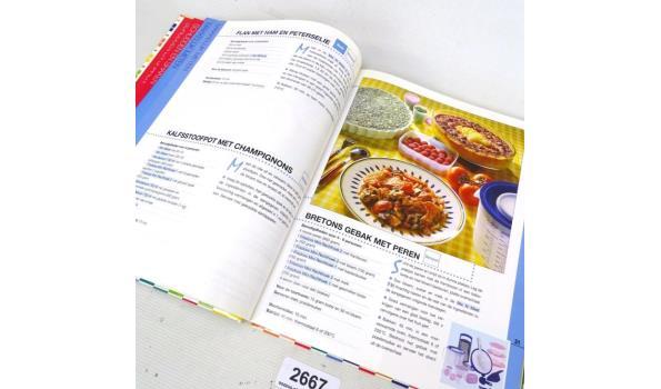 Boek. Snel en simpel koken