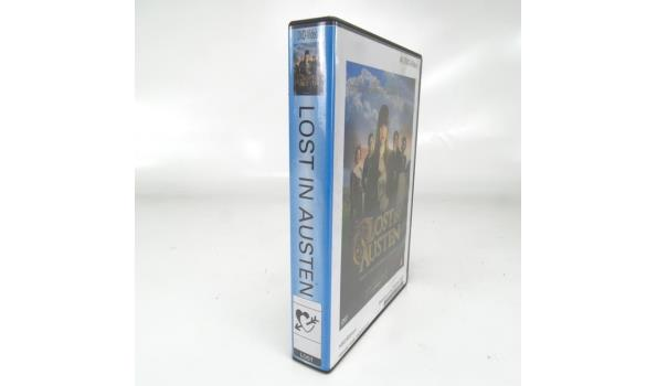 DVD box Lost in Austin
