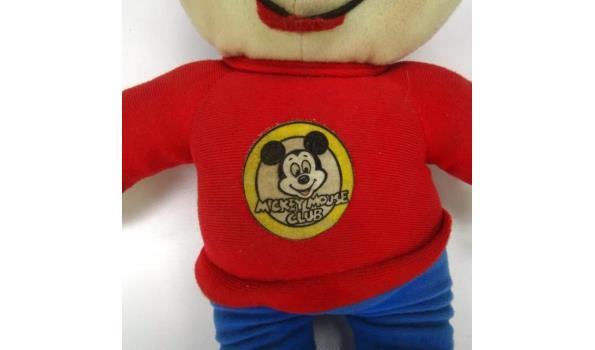 Stoffen Mickey Mouse van Knickerbocker