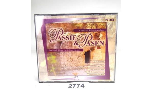 CD box Passie & Pasen
