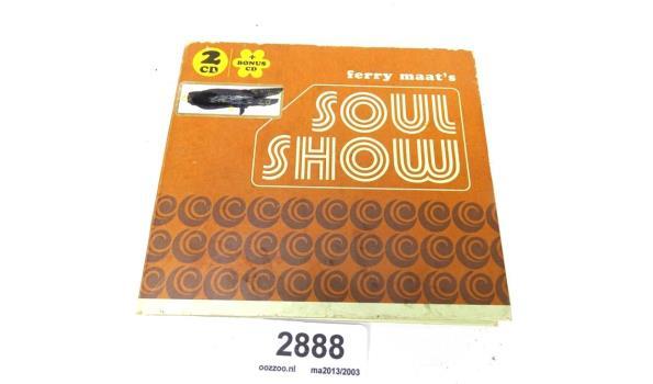 CD Box Soul Show