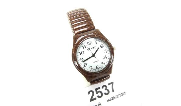 Vive horloge