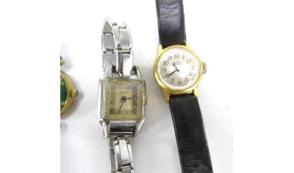 3 horloges