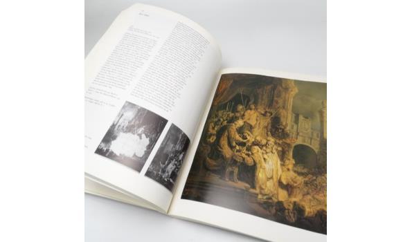 Rembrandt. De meester en zijn werkplaats