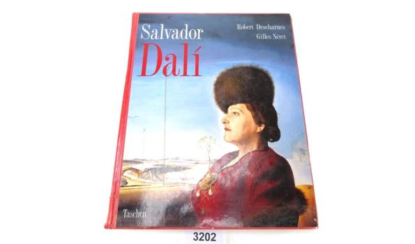 Salvador Dali. R. Descharnes & G. Neret